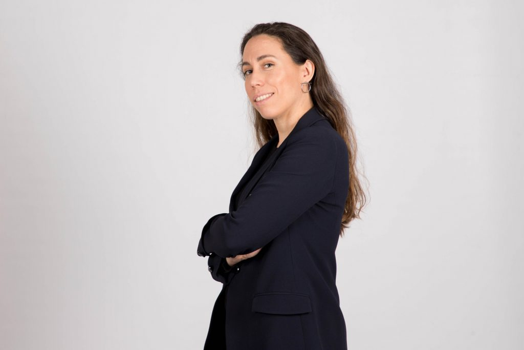 María Antón-Barco: core team WOD Spain